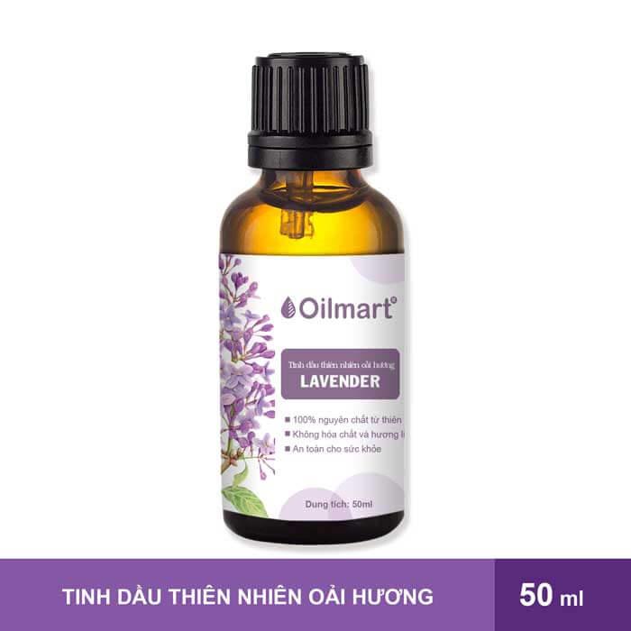 Tinh Dầu Thiên Nhiên Oải Hương Oilmart Lavender Essential Oil