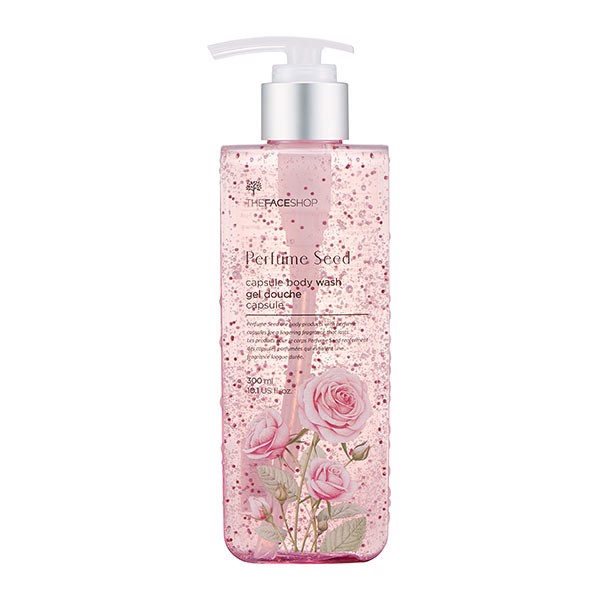 Thefaceshop Perfume Seed Capsule Body Wash 300ml