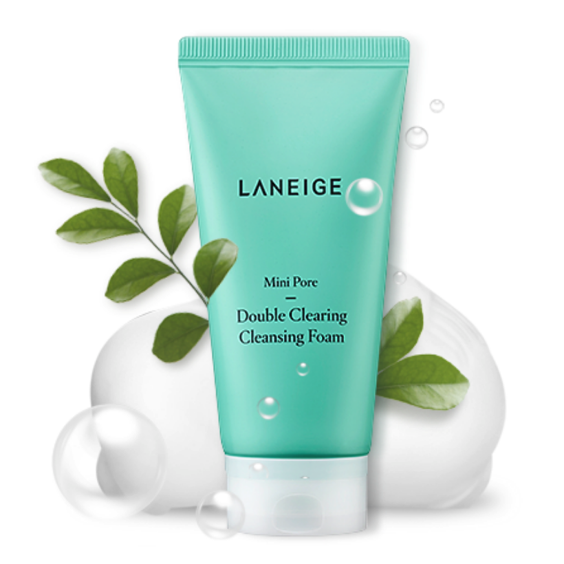 sua-rua-mat-sach-sau-lo-chan-long-laneige-mini-pore-double-clearing-cleansing-foam-150ml