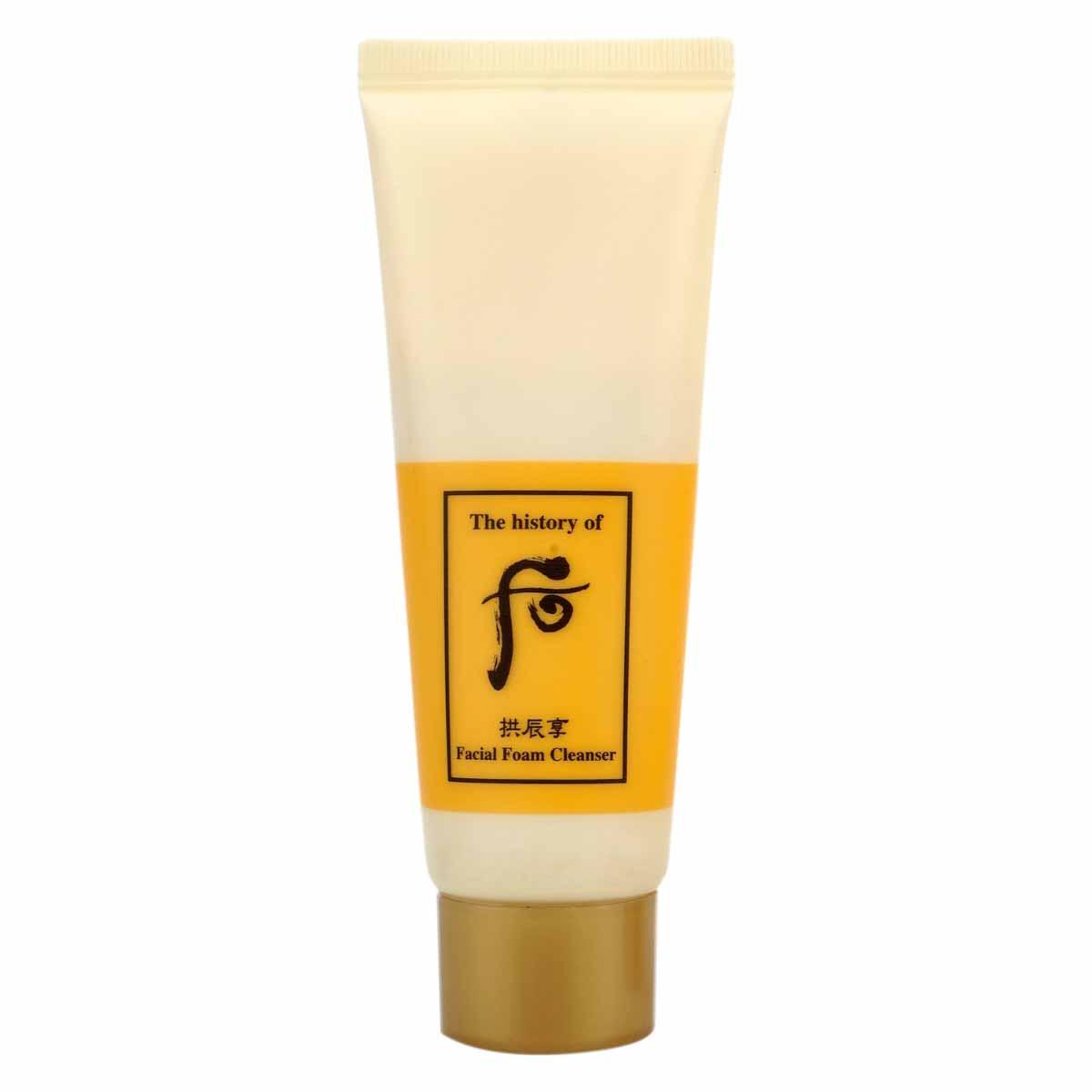 sua-rua-mat-diu-nhe-the-history-of-whoo-gongjinhyang-facial-cleansing-foam-40ml