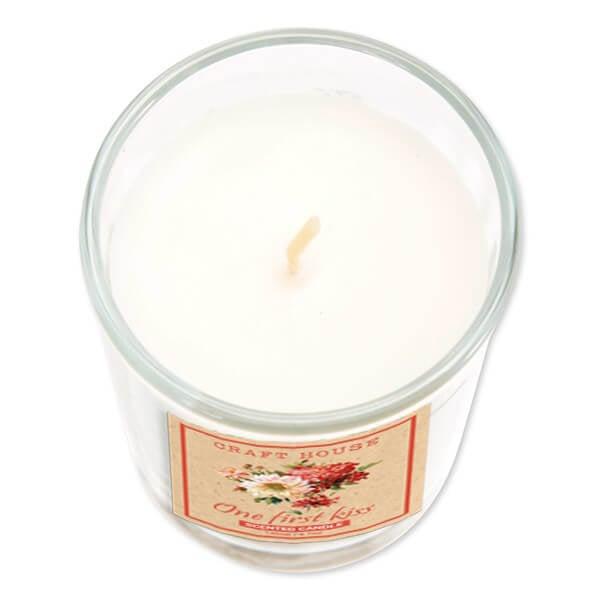 Nến Thơm Thiên Nhiên Craft House Natural Scented Candle - One First Kiss