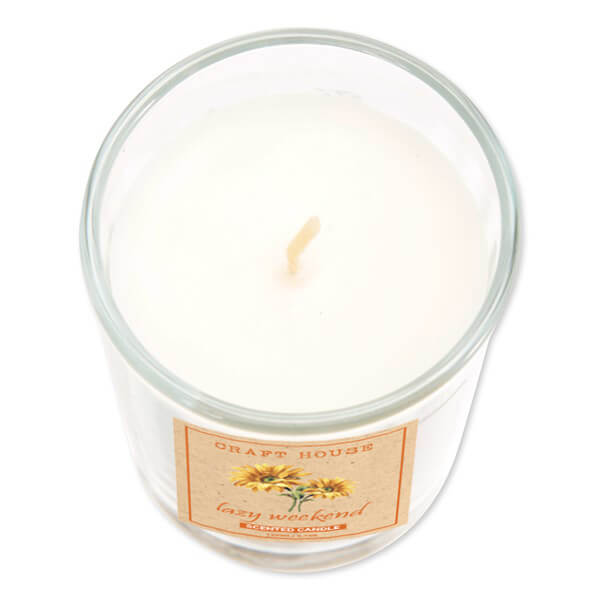 Nến Thơm Thiên Nhiên Craft House Natural Scented Candle - Lazy Weekend