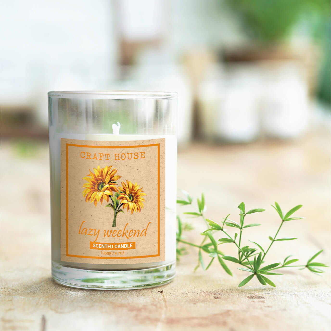 nen-thom-thien-nhien-craft-house-natural-scented-candle-lazy-weekend
