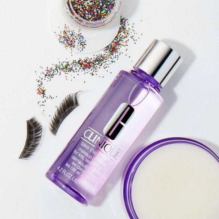 Nước Tẩy Trang Mắt & Môi Clinique Take the Day Off Makeup Remover 125ml