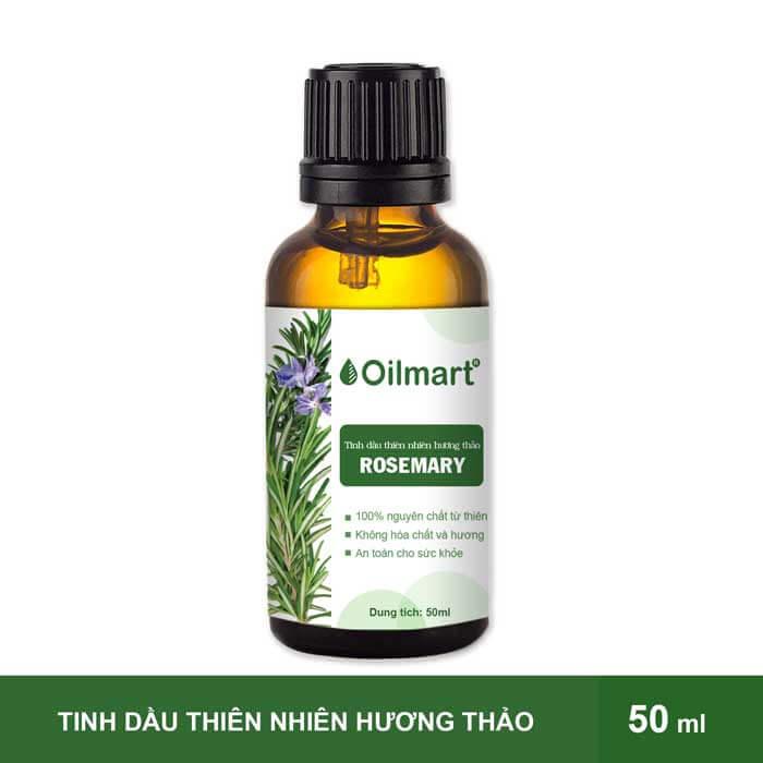 Tinh Dầu Thiên Nhiên Hương Thảo Oilmart Rosemary Essential Oil