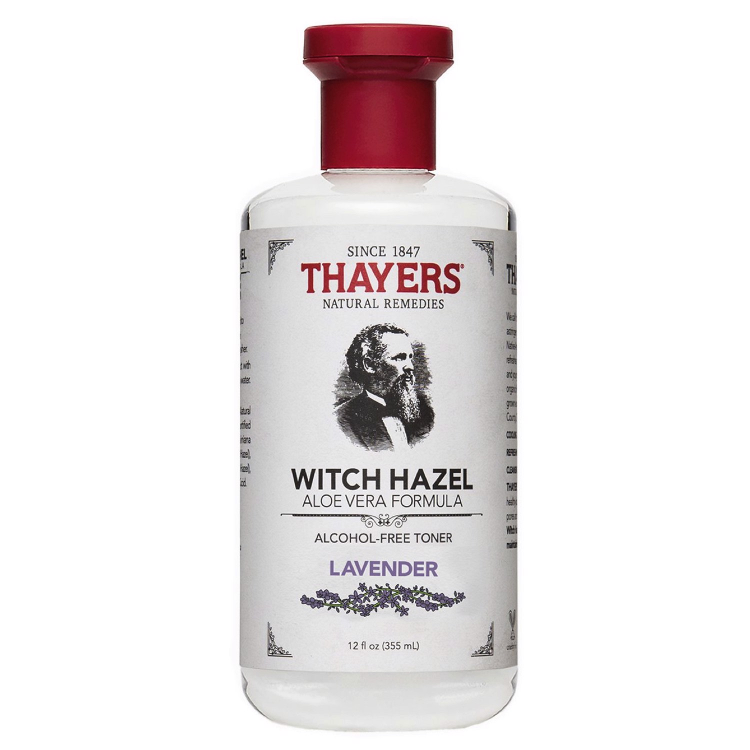 Thayers Alcohol Free Toner Lavender 355ml