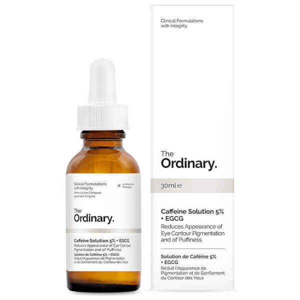Serum Giảm Quầng Thâm Và Bọng Mắt The Ordinary Caffein Solution 5% + EGCG 30ml