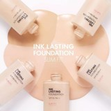 Thefaceshop Ink Lasting Foundation Slim Fit SPF30 PA+++ 30ML
