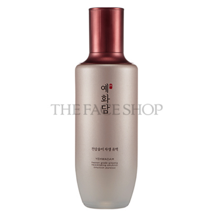 Thefaceshop Yehwadam Heaven Grade Ginseng Rejuvenating Emulsion 140ml