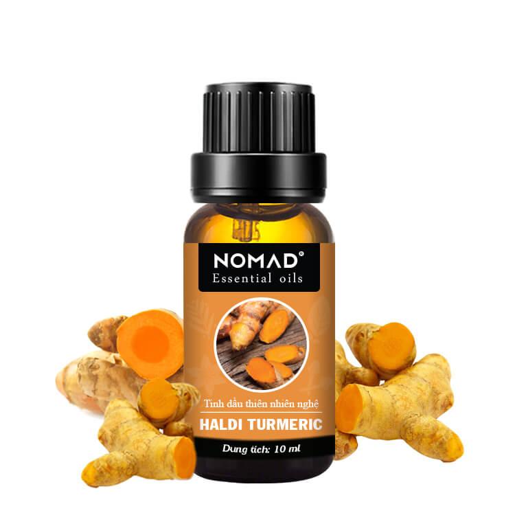 Tinh Dầu Thiên Nhiên Nghệ Nomad Essential Oil Blend - Haldi Turmeric