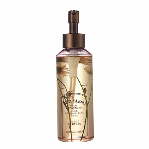 Thefaceshop Real Blend Rich Cleansing Oil 225ml