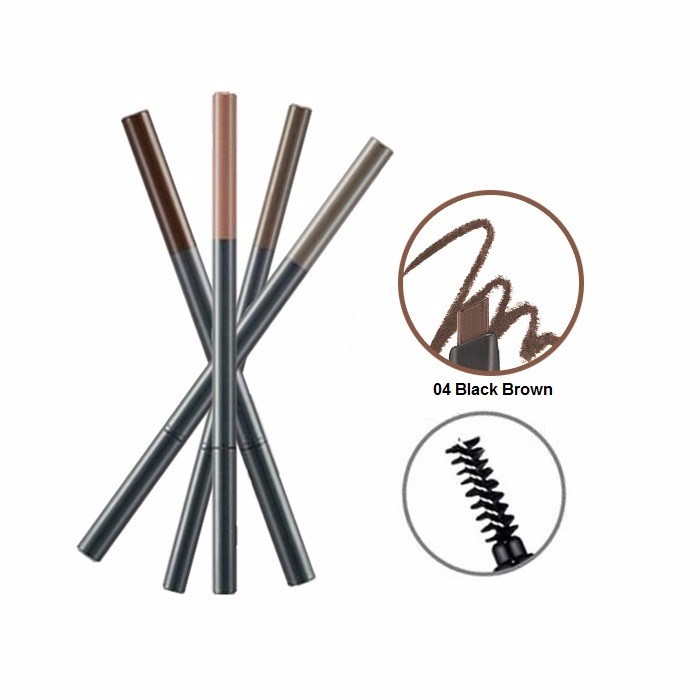 Chì Kẻ Chân Mày Thefaceshop Designing Eyebrow Pencil 0.3g