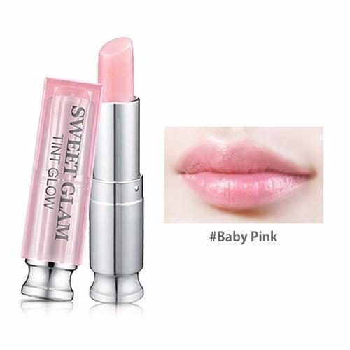 son-duong-co-mau-secret-key-sweet-glam-tint-glow-baby-pink-3-5g