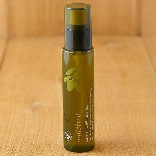Xịt Khoáng Dưỡng Ẩm Innisfree Olive Real Oil Mist Ex 80ml
