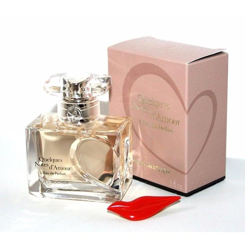 Nước Hoa Dành Cho Nữ Yves Rocher Quelques Notes d'Amour L'Eau de Parfum 5ml
