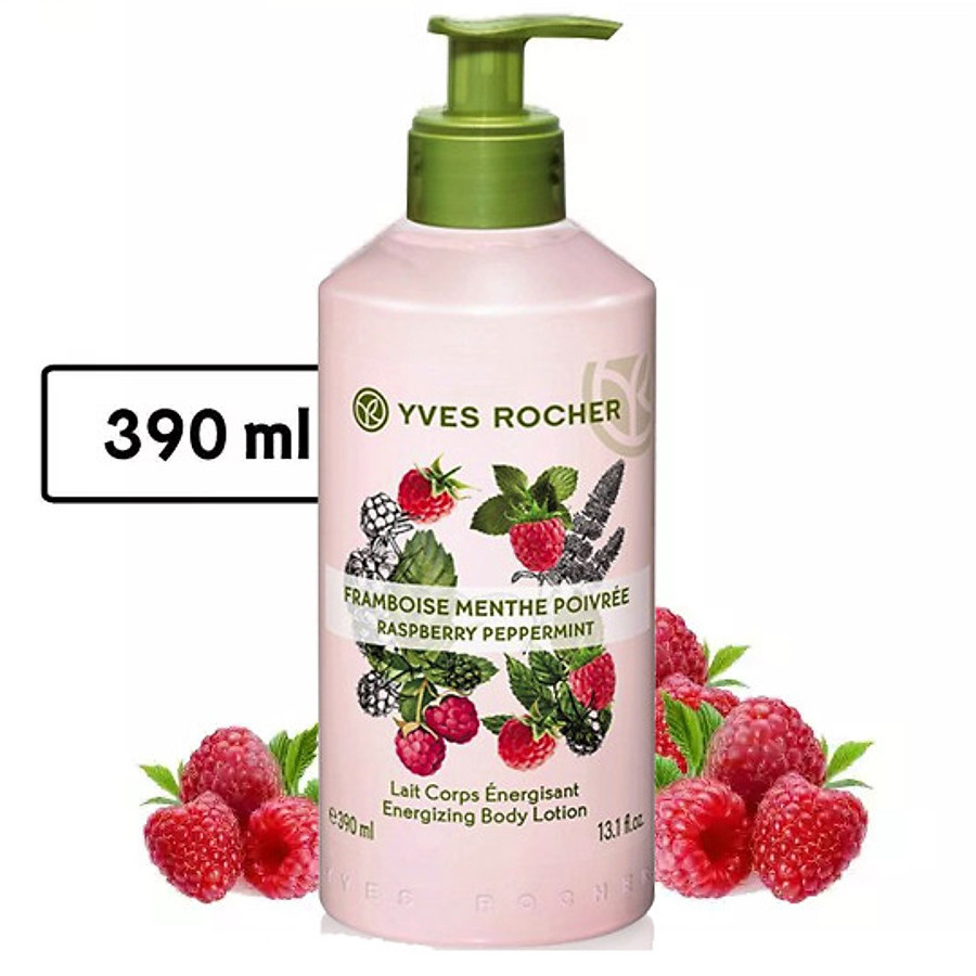 sua-duong-the-yves-rocher-raspberry-peppermint-energizing-body-lotion-390ml