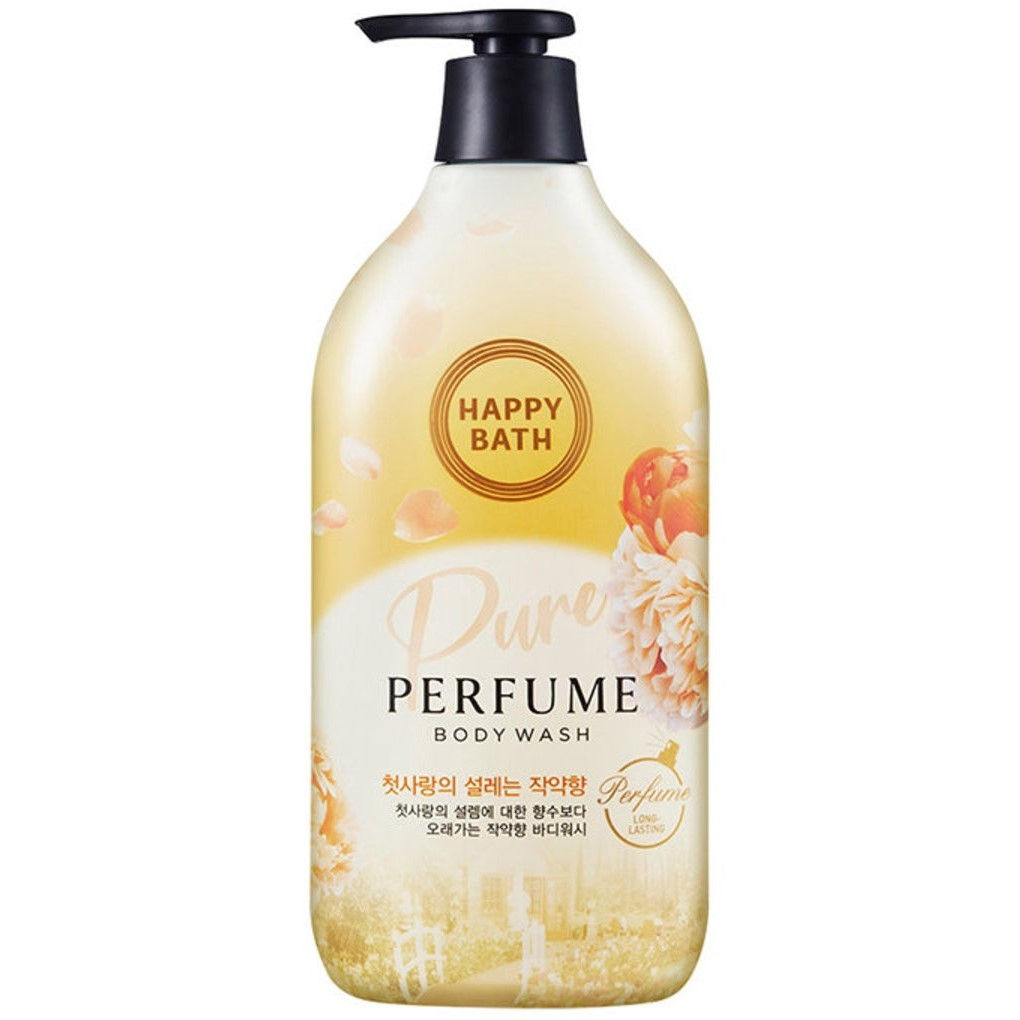 Sữa Tắm Happy Bath Pure Perfume Body Wash 900g