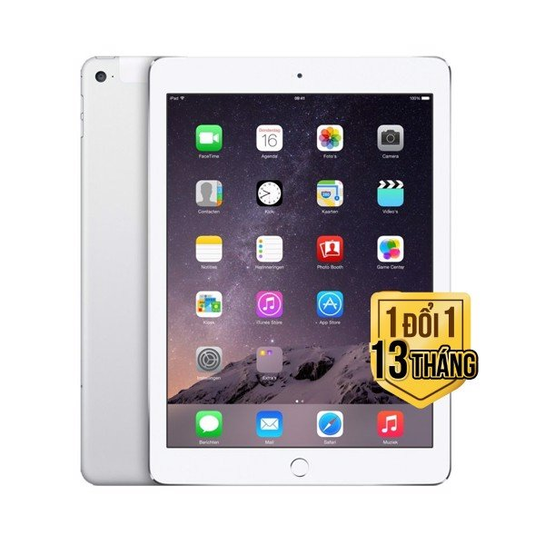 iPad Air 2 4G Wifi Cellular 64GB (3G+4G+Wifi)