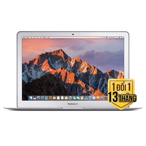 MacBook Air 2017 13 inch i5 / 8G / 128GB - Chính Hãng Apple