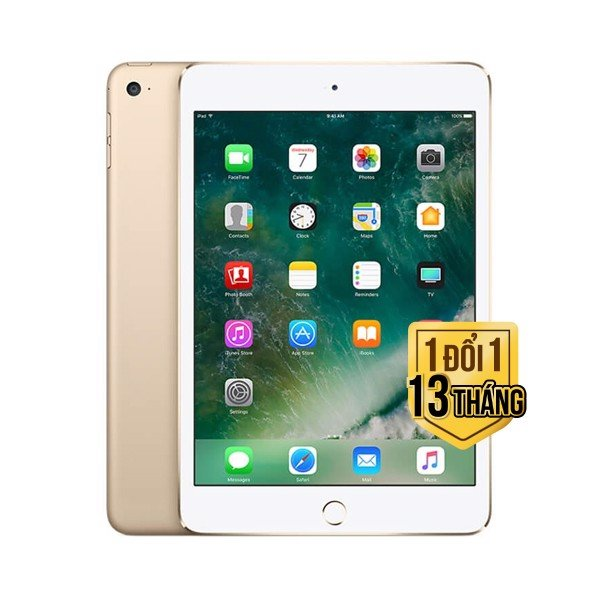 iPad Mini 4 Wifi (4G) - Likenew 99%