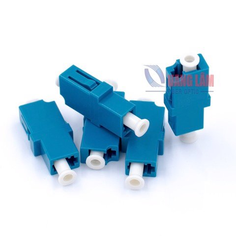 Adapter quang LC/UPC-LC/UPC Single Mode, Simplex