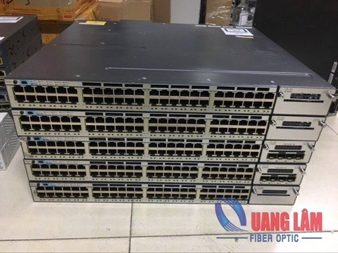 Switch Cisco WS-C3750X-48T-L