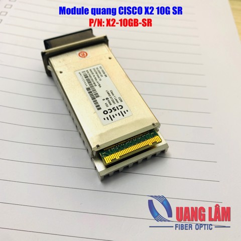 Module Quang CISCO X2-10GB-SR 850nm MM