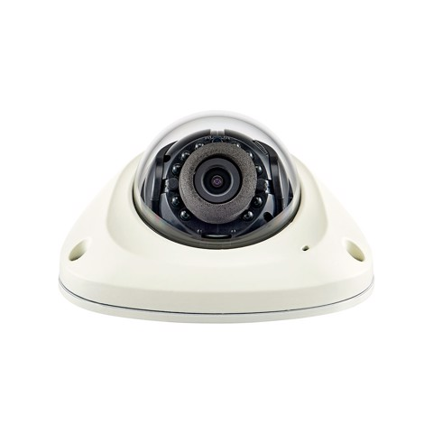 XNV-6022RM | Camera Wisenet Dome Anti-Vandale 2M, H.265, ống kính 3.6mm