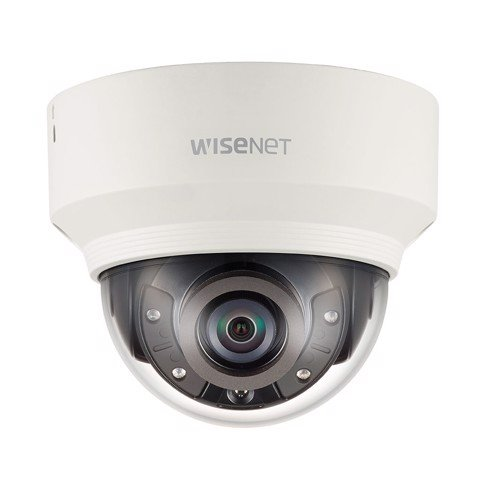 XNV-6020R | Camera Wisenet Dome Anti-Vandale 2M, H2.65, ống kính 4mm