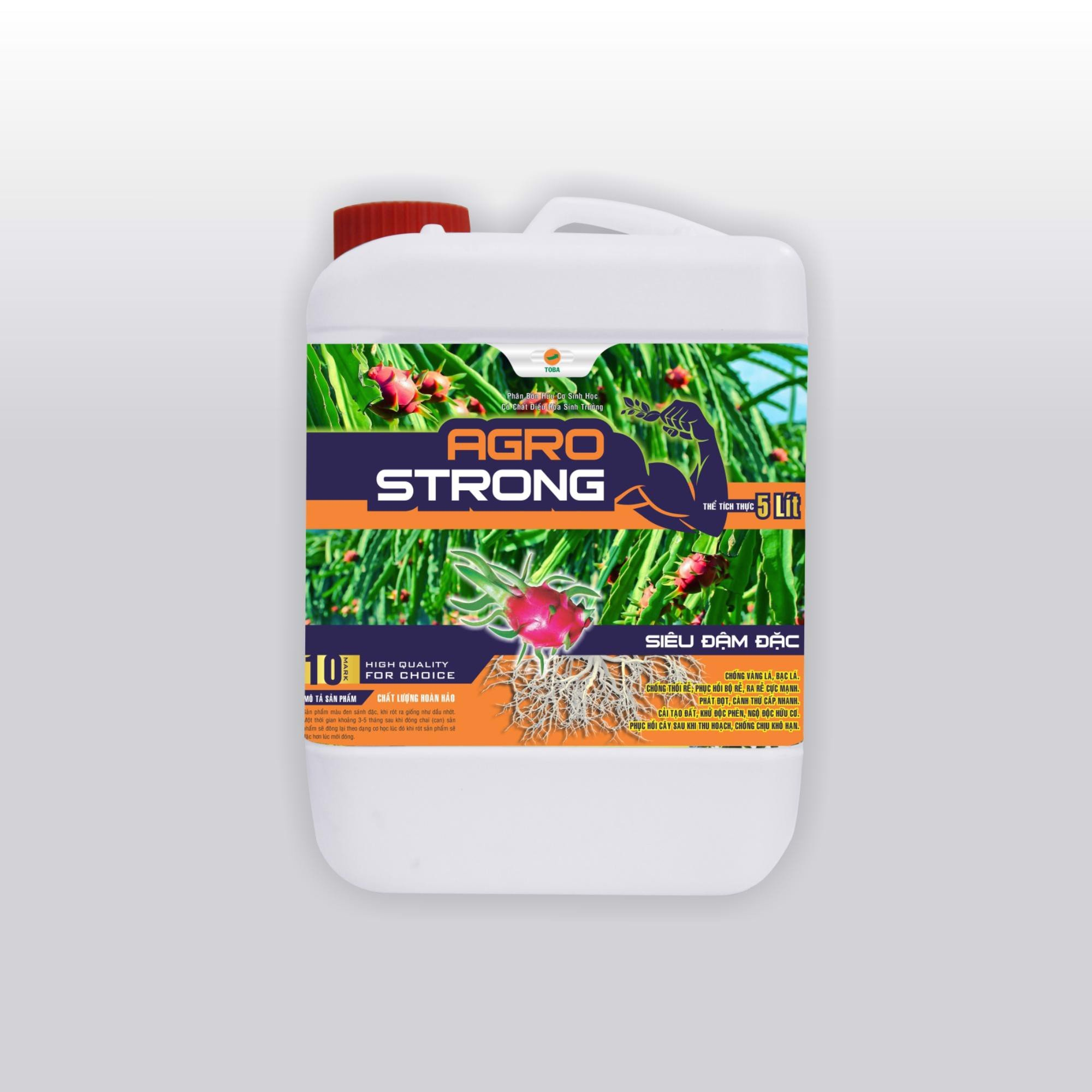 AGRO STRONG - THANH LONG - Can 5 Lít (NND-TD309.1)