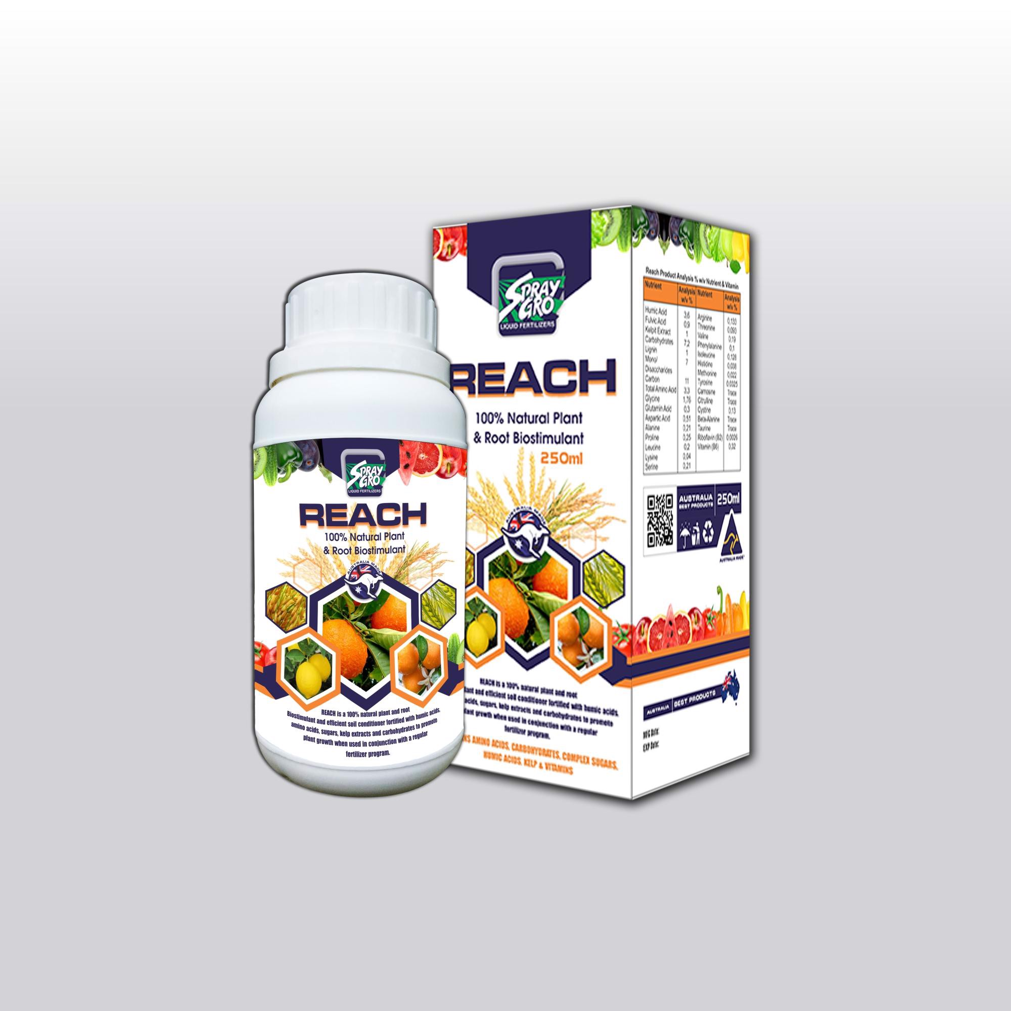 REACH - Chai 250ml (NND-NKR02)