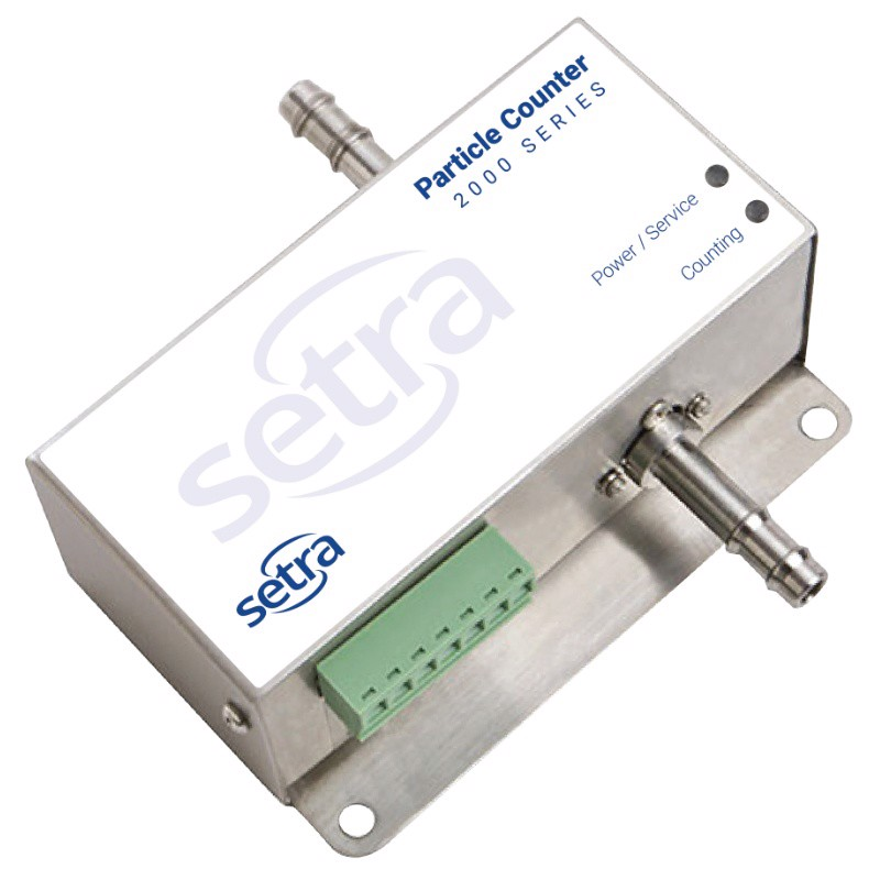 2000 Series Remote Airborne Particle Counter