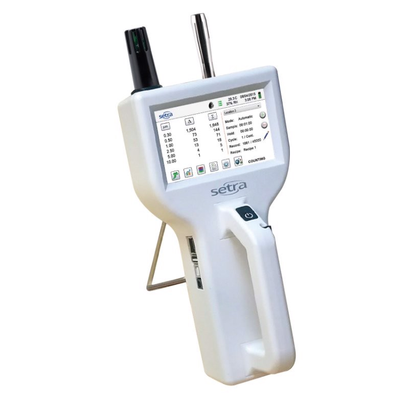 Handheld Particle Counter - 8000 Series