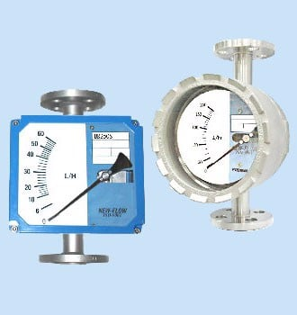 Metal Tube Flow Meter
