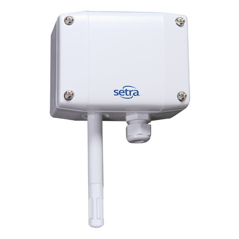Model SRH200 Humidity and Temp Transmitter