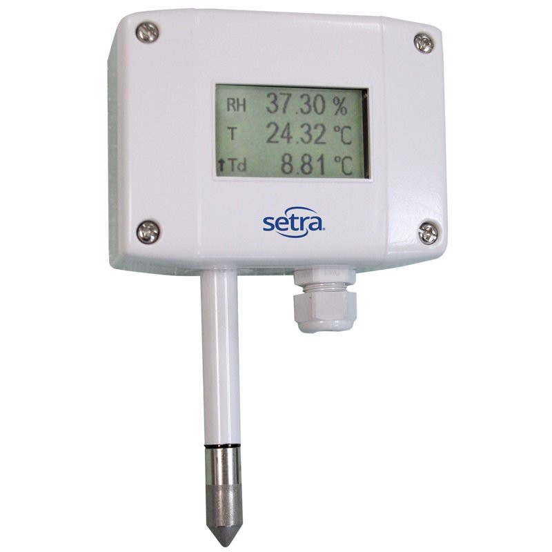 Model SRH300 Humidity and Temp Transmitter