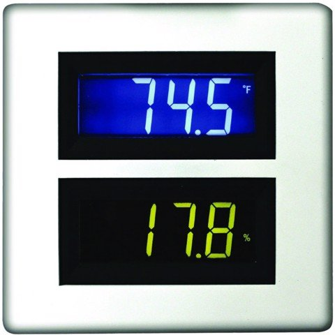 Model SRMD Room Monitor Display