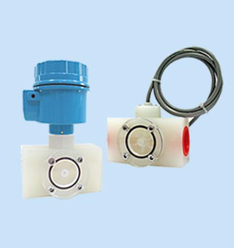 Paddle Wheel Liquid Flow Meter