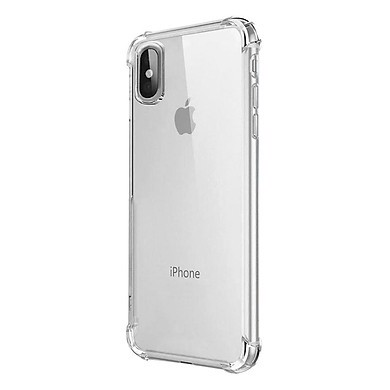 Ốp lưng chống sốc dẻo trong suốt iPhone XR/ XS Max