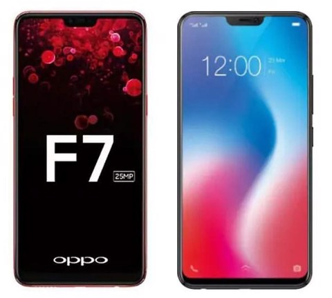 Thay mặt kính Oppo F7/ F7 Youth