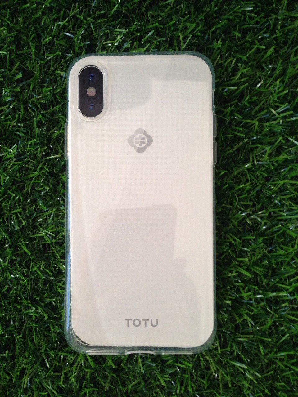 Ốp lưng dẻo tốt Totu (trong suốt) iPhone