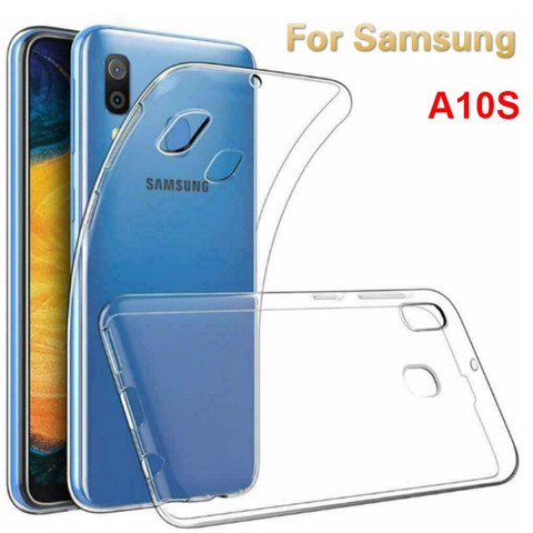 Ốp lưng dẻo trong suốt (tốt) Samsung A10S/ A20S/ A30S/ A50S