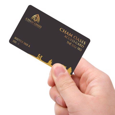 CHAM OASIS ACCESS CARD