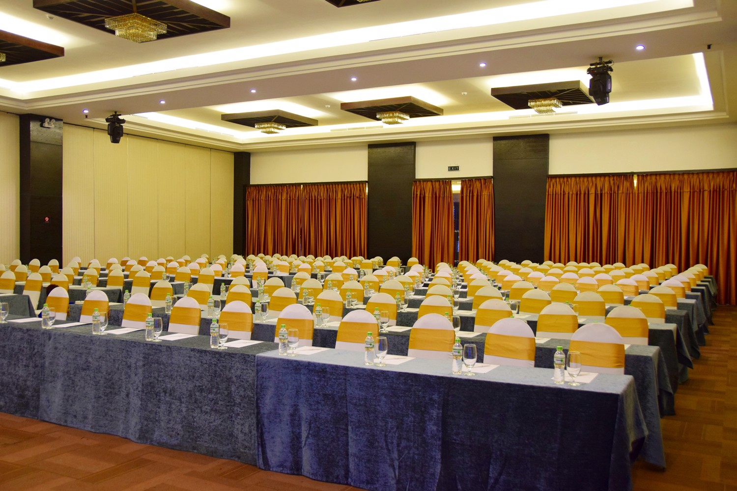 GANESHA GRAND HALL
