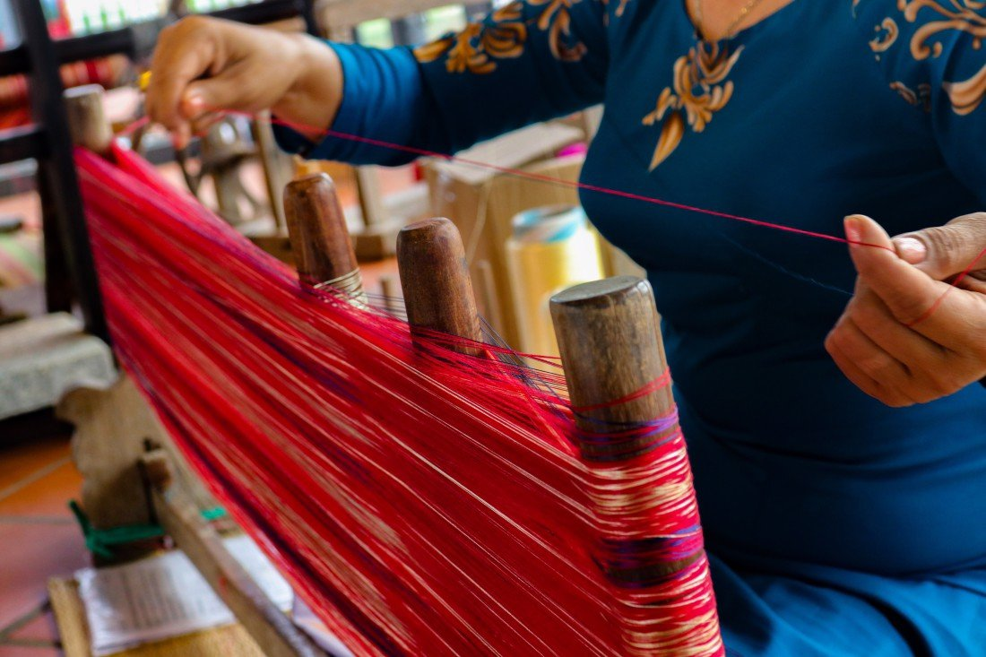 VIETNAMESE TRADITIONAL CRAFT SITE