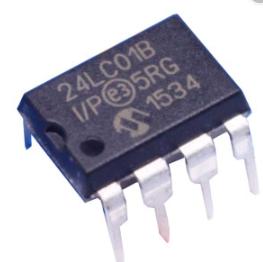 IC Nhớ EEPROM PIC24LC01B-I/SN 24LC01 DIP-8 mới chính hãng 100% – Linh kiện  điện tử ST - Website: linhkienst.com
