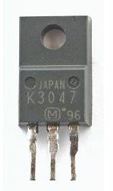2SK3047 4A 800V N-CHANNEL