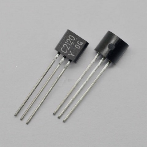 2SC2120 NPN AUDIO TRANSISTOR TO-92