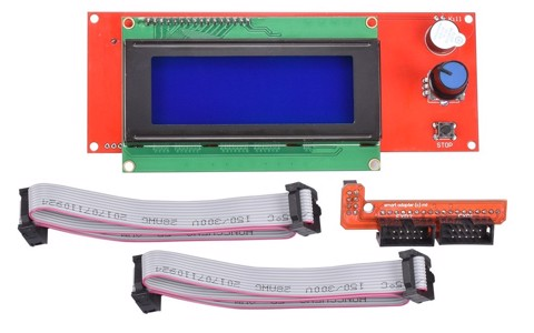 Mạch 3D Printer Smart Controller RAMPS1.4 LCD 2004