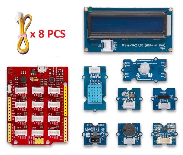 Bộ Grove - Beginner Kit for Arduino (Old Version)